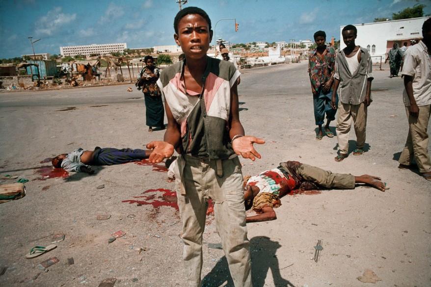 Arkipäivää Somaliassa- ja kohta Ruotsissa?