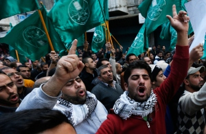 Egypt-Muslim-Brotherhood-Supporters-Flags-IP