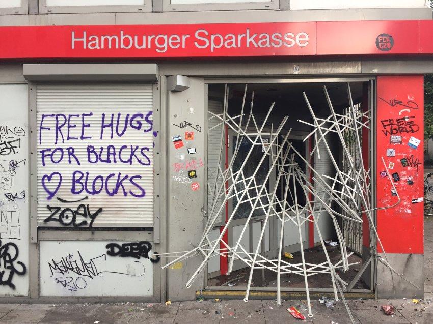 G20 / Hamburg/ Sa 08.07.17